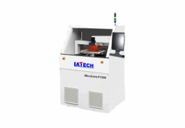 Laser Template Cutting Machine